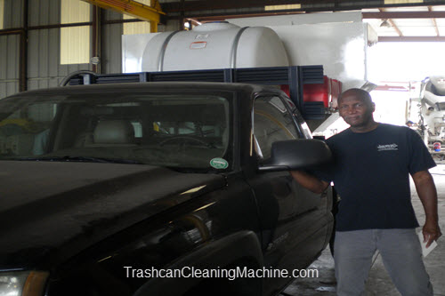 Trashcan Cleaning Business