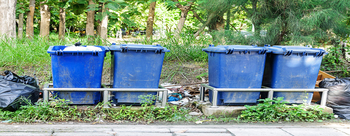 Can Your Trashcan Make You Sick?